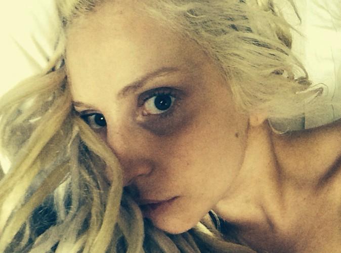 Lady Gaga : recouverte de vomi !