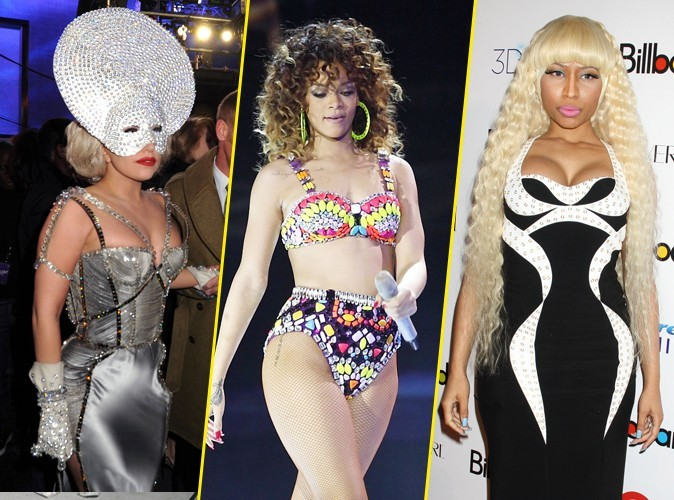 Lady Gaga, Rihanna, Nicki Minaj : découvrez les bonnes résolutions des stars pour 2012 !