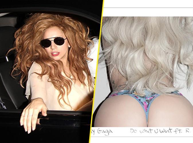 Lady Gaga : ses fesses font jaser les internautes !