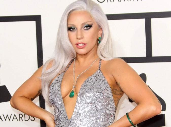 Lady Gaga : sur la sc�ne des Oscars !