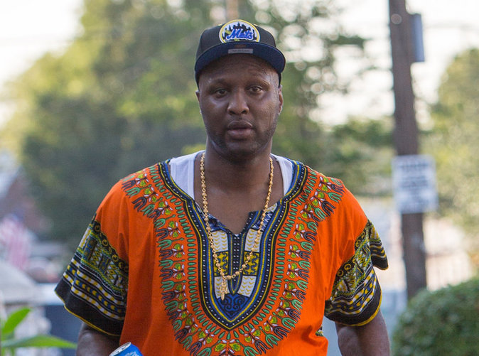 Lamar Odom : De retour en rehab !