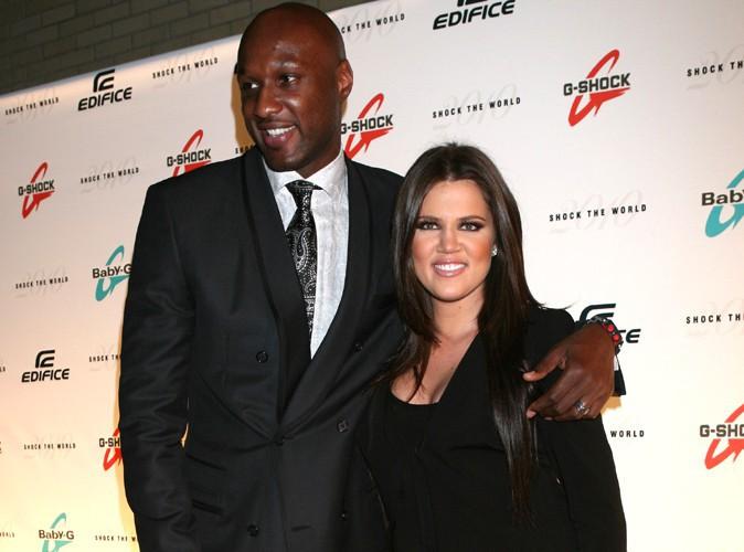 """Lamar Odom évoque sa rupture avec Khloé Kardashian : """"J'espère que nous n'allons pas divorcer"""" !"""