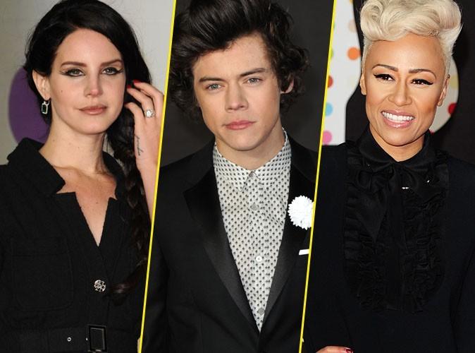Lana Del Rey, One Direction, Emeli Sandé : découvrez le palmarès des Brit Awards 2013 !