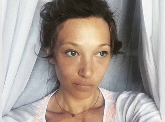 Laura Smet s'affiche sans make-up !