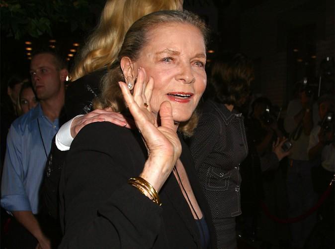 Lauren Bacall : à l'âge de 89 ans, l'actrice américaine nous a quittés...