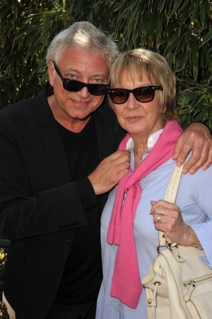 Alice Dona et Laurent Boyer.