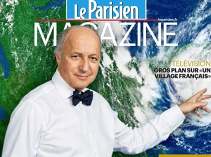 Laurent Fabius : sa Une en Monsieur Météo est la risée du web !