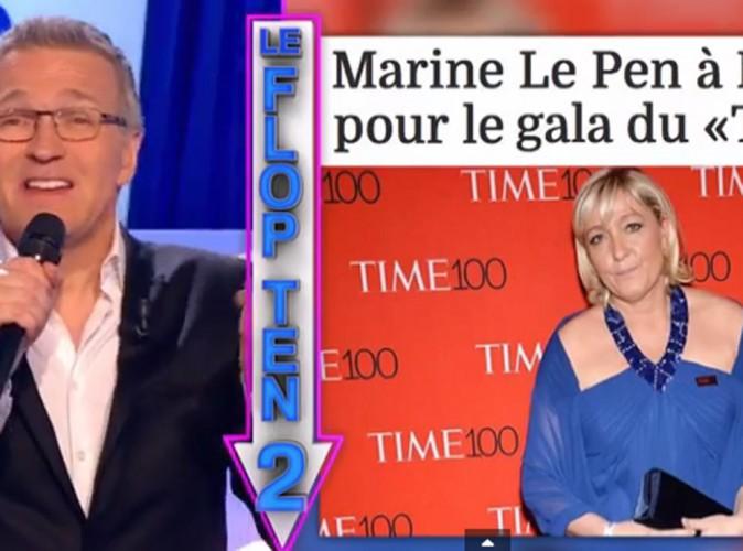 """Laurent Ruquier en """"robe"""", quand le FN dérape sur Twitter !"""