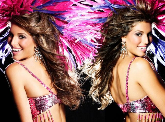 Laury Thilleman : en costume de samba pour Miss Univers, elle nous fait voir double !