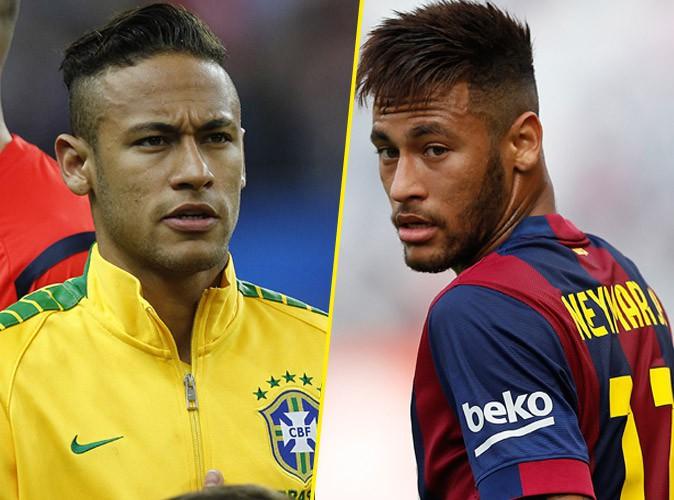 Le budget coiffure de neymar il va vous surprendre for Neymar 2014 coupe de cheveux