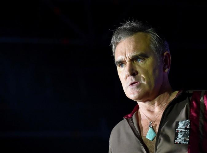 Le chanteur Morrissey se dit victime d'agression sexuelle à l'aéroport !