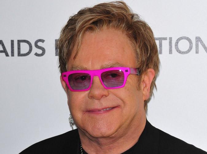Le fils d'Elton John est son portrait craché… en plus mignon !