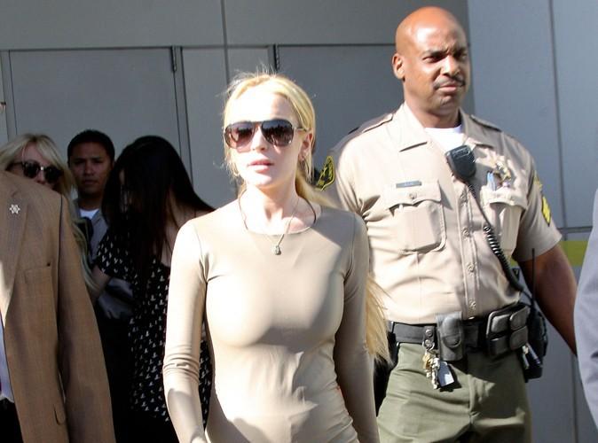 Le père de Lindsay Lohan arrêté pour violences conjugales. Il risque gros…