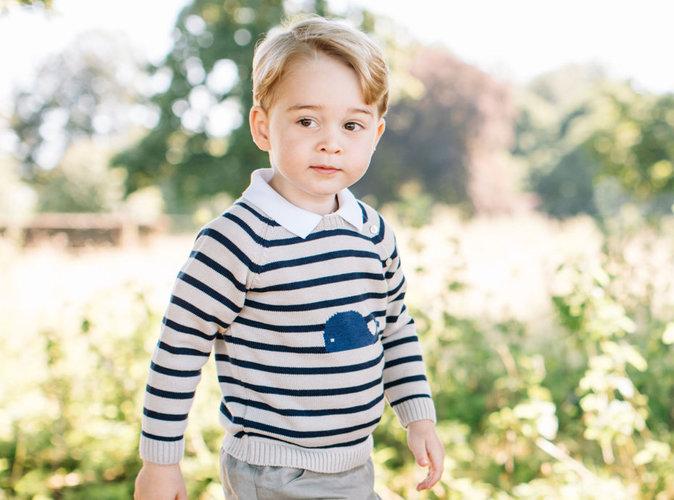 """Le petit prince George insulté de """"tête de b*te"""" par une membre du British Council !"""