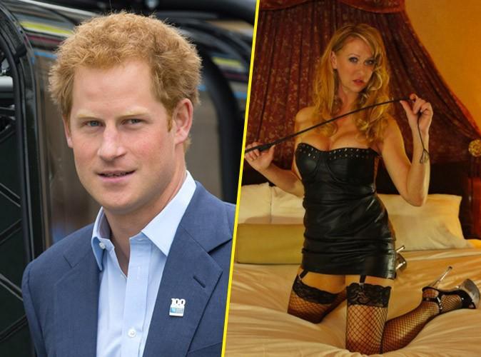 Le Prince Harry adepte SM et bondage ? Sa stripteaseuse de Vegas balance !