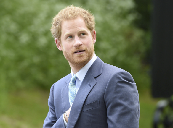 le prince harry s 39 organise une f te la maison avec. Black Bedroom Furniture Sets. Home Design Ideas