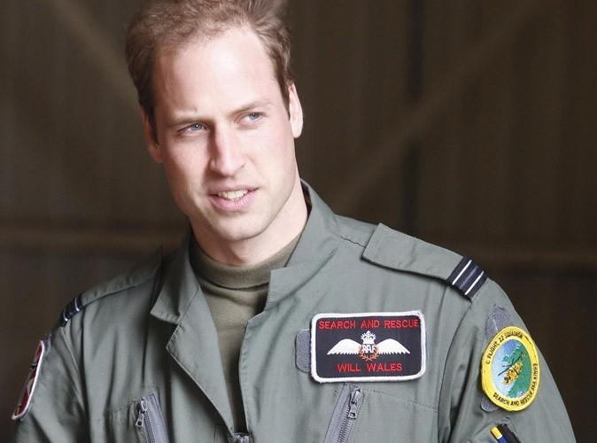 Le Prince William invite ses copains de boulot à son mariage !