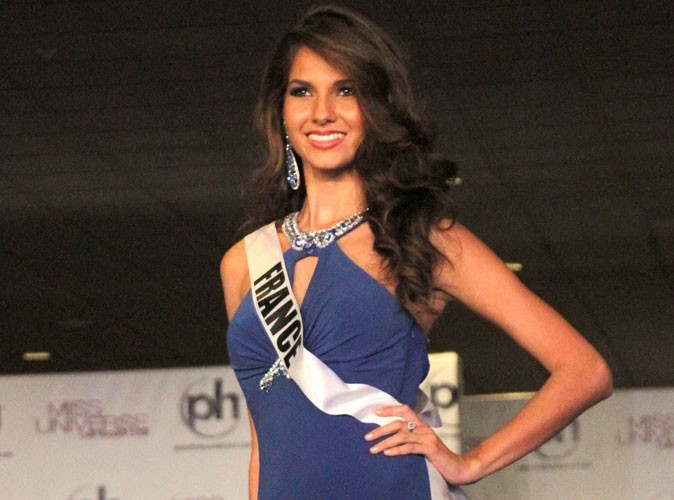 Le saviez-vous ? C'est Marie Payet qui représentera la France pour Miss Univers 2013 !