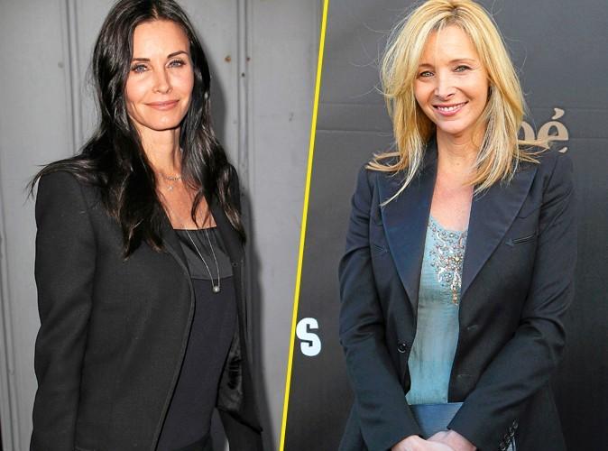Le saviez-vous ? Courteney Cox & Lisa Kudrow : Toujours aussi Friends!
