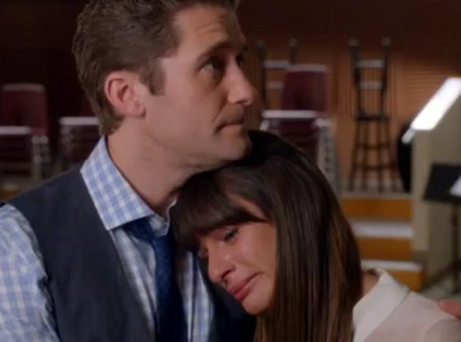Lea Michele : bouleversante dans l'épisode hommage dédié à Cory Monteith...