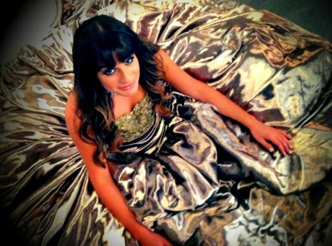Lea Michele : elle passe le cap des 2 millions de followers sur Twitter !