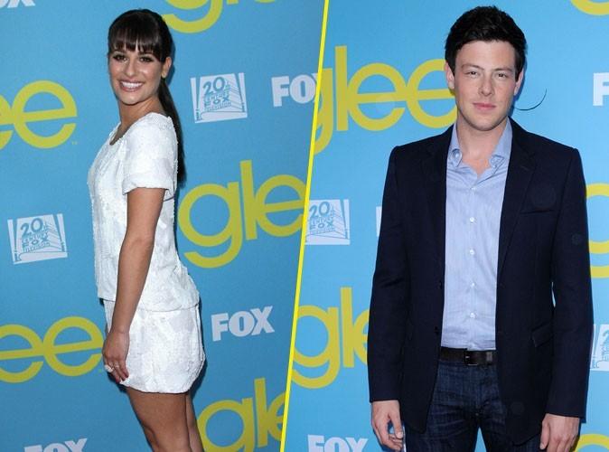 Lea Michele et Cory Monteith : les amoureux de Glee emménagent ensemble !