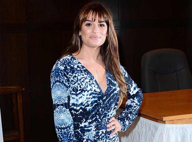 Lea Michele : pas de bébé en vue !