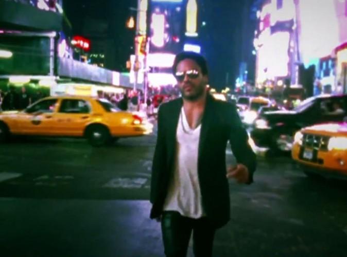 Lenny Kravitz : découvrez son nouveau clip, New York City !