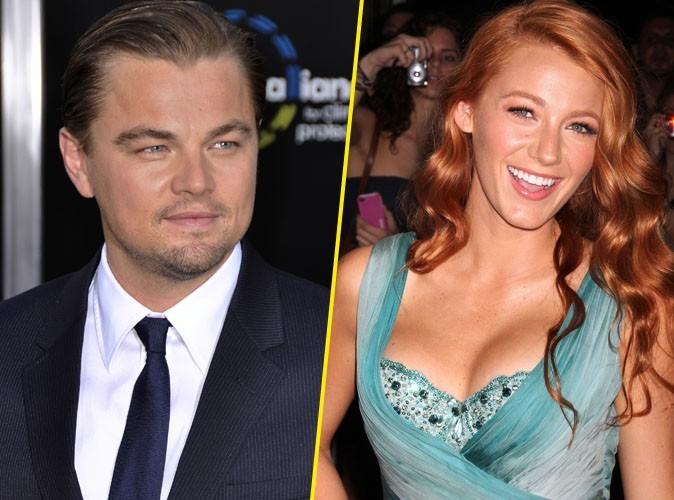 Leonardo DiCaprio et Blake Lively : ensemble, à Cannes ! Et en couple ?