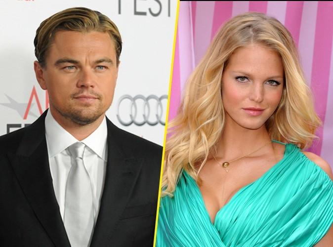 """Leonardo DiCaprio et Erin Heatherton : leur """"love story"""" se poursuit !"""