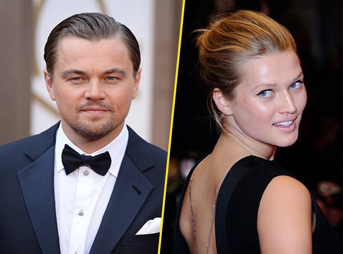 Leonardo DiCaprio : il aurait emménagé avec Toni Garrn !