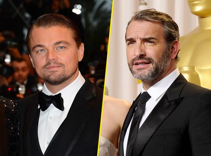 """Leonardo DiCaprio : """"Jean Dujardin est un mec génial !"""""""