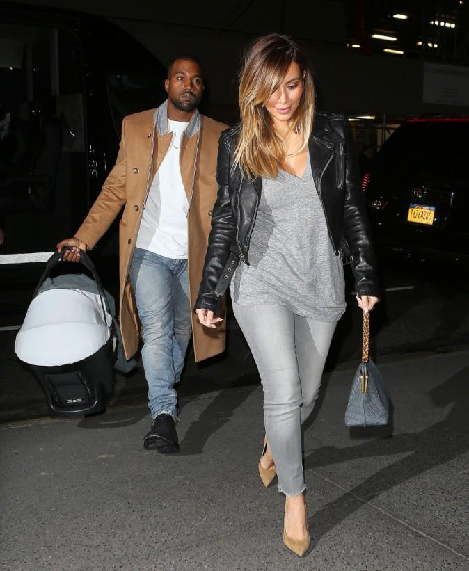 La naissance de North et les fiançailles de Kanye West et Kim Kardashian