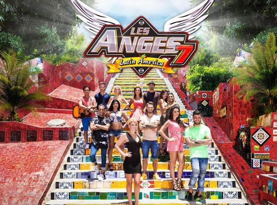 Les Anges 7 : découvrez la première photo officielle et leur nouvelle marraine !