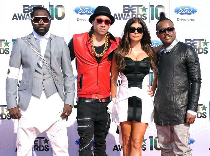 Les Black Eyed Peas en concert au Stade de France !
