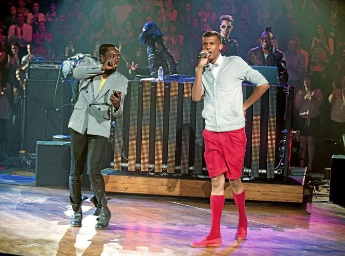 Les Black Eyed Peas et Stromae en duo dans l'émission Taratata !