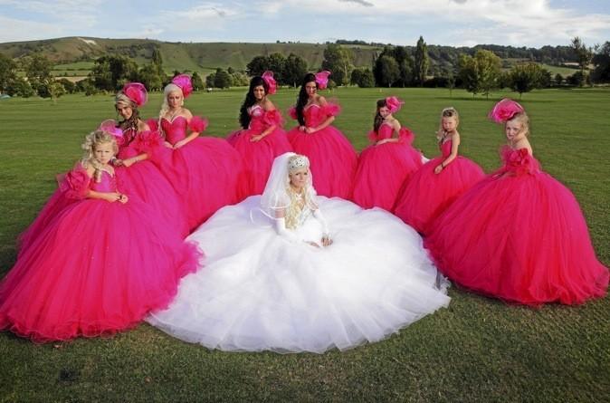 """La série documentaire """"Gypsy Wedding : Incroyable mariage"""" sur W9 à 22h35 !"""