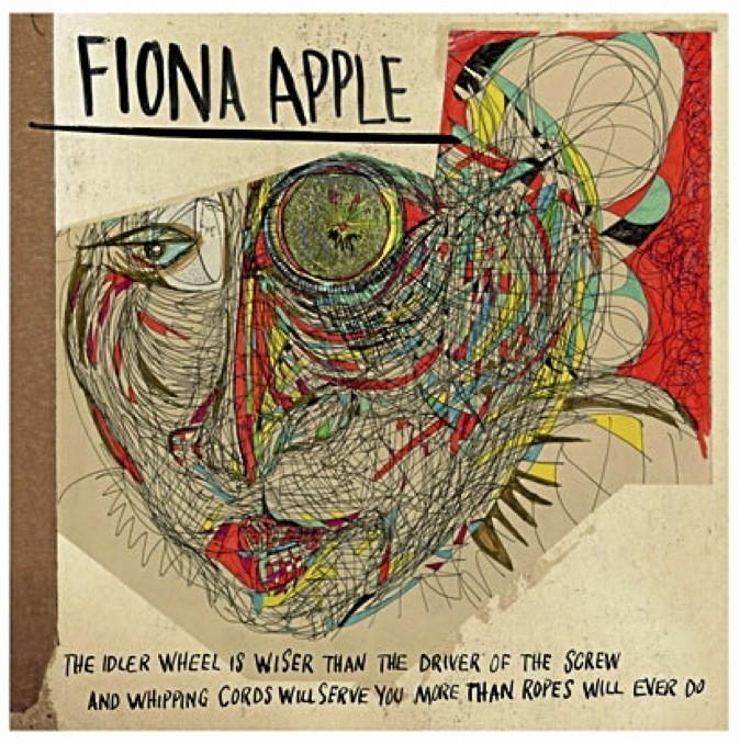 The Idler Wheel is Wiser…, Fiona Apple, Jive. 15 €.
