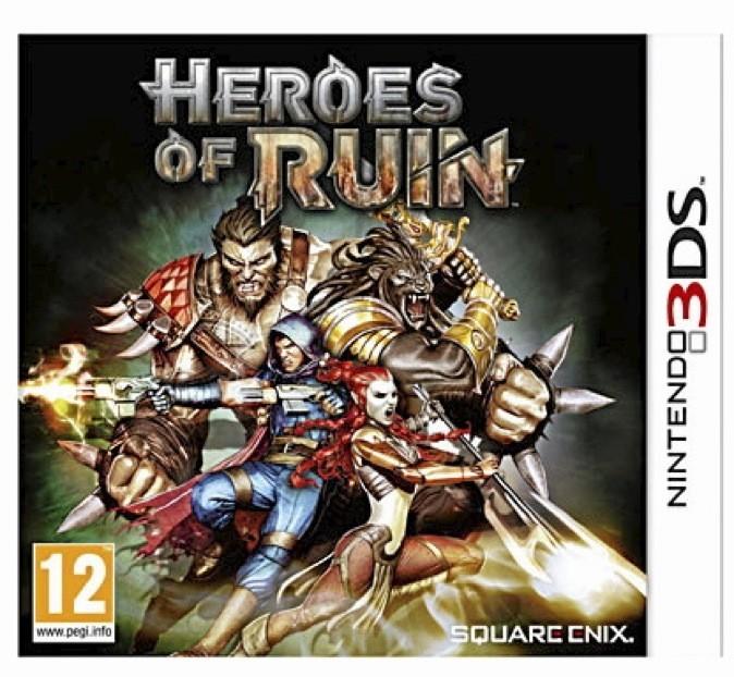 Heroes of Ruin, Nintendo. 45 €.