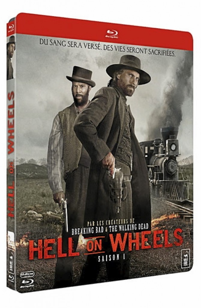 Hell on Wheels, saison 1, Wild Side. 29,99 €.