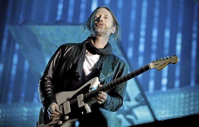 Radiohead s'installe aux arènes de Nîmes pour deux concerts