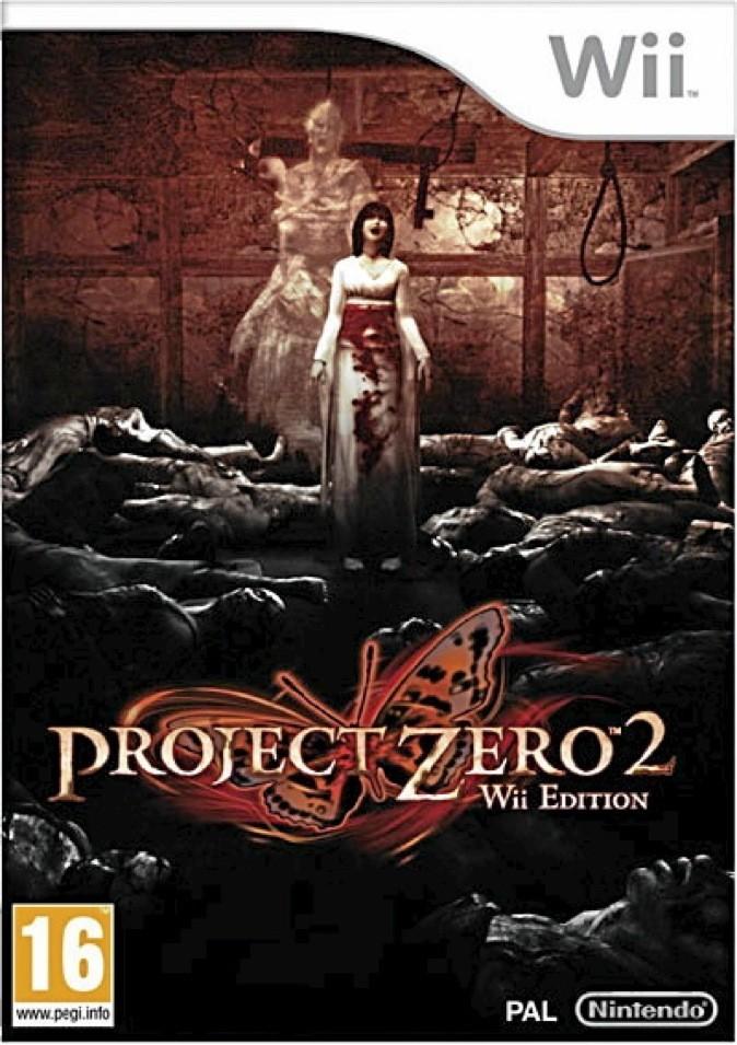 Project Zero II, Nintendo Wii, 45 €.