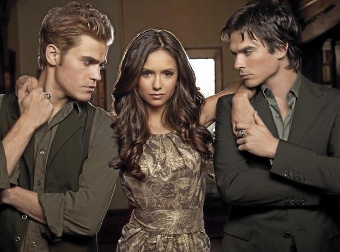 """La série """"Vampire Diaries"""" sur NT1 à 20h45 !"""