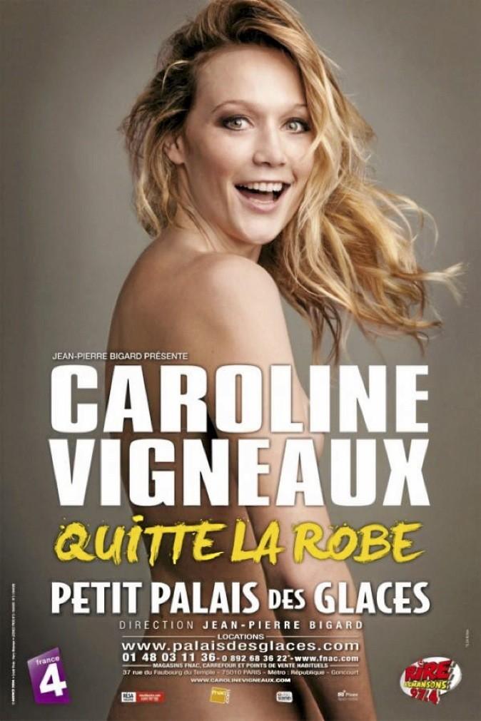 Vigneaux quitte la robe, Petit Palais des Glaces. Paris 10e.