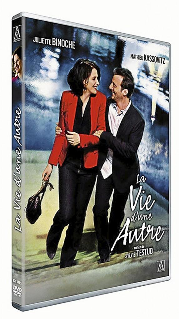 La vie d'une autre, DVD ARP. 19,99 €.