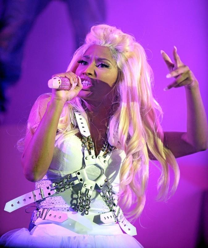 Initialement prévue le 19 juin, Nicki Minaj est enf n au Zénith de Paris