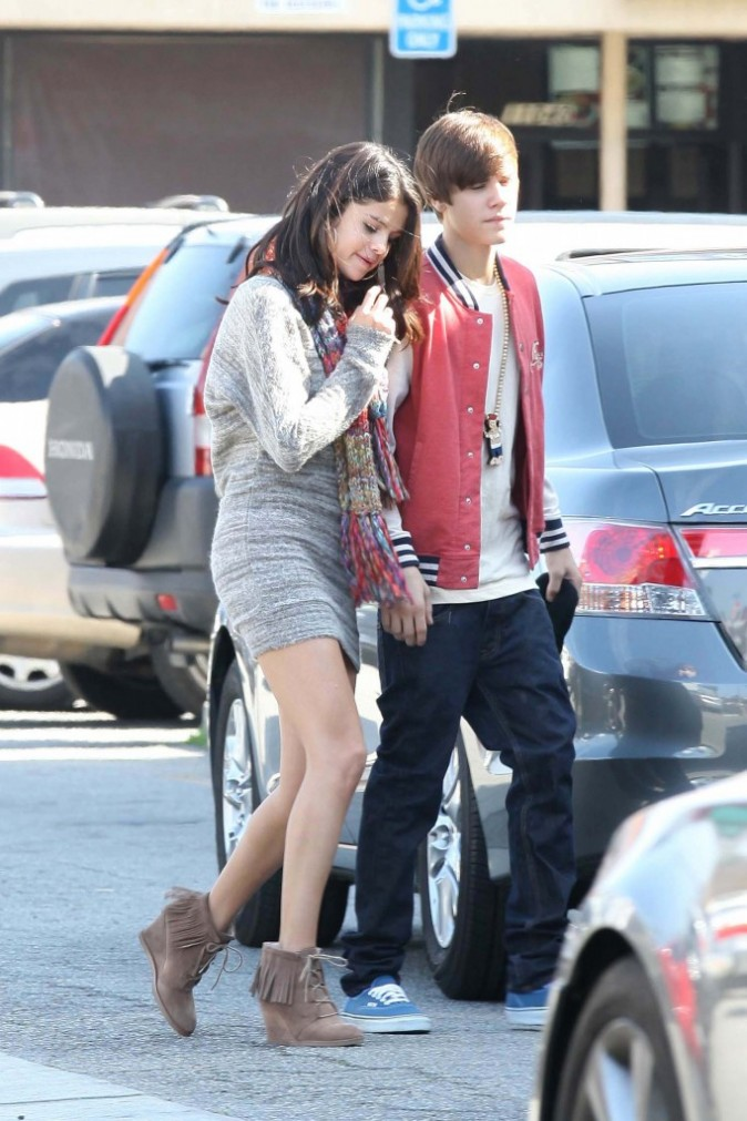 Selena et Justin, amoureux comme au premier jour...