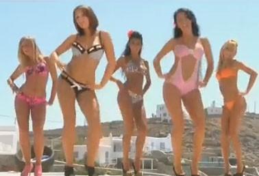 Les Ch'tis à Mykonos : les filles font le buzz avec leur reprise de Call Me Maybe !