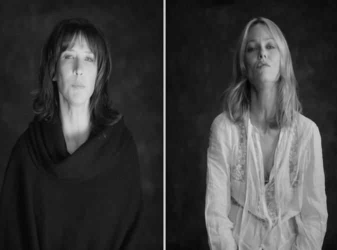 Les Enfoirés (vidéo) :  Sophie Marceau et Vanessa Paradis, rayonnantes dans le nouveau clip !