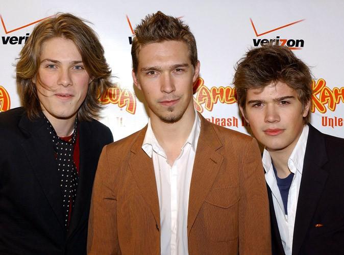 Les frères Hanson : en concert à Paris !
